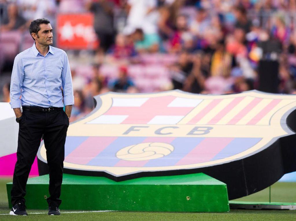 Bisa Tampil Lebih Lepas, Barcelona Bertekad Serang Madrid Lebih Gencar