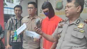 Polisi Tangkap Penjual Dumolid Berkedok Toko Kosmetik di Cinere