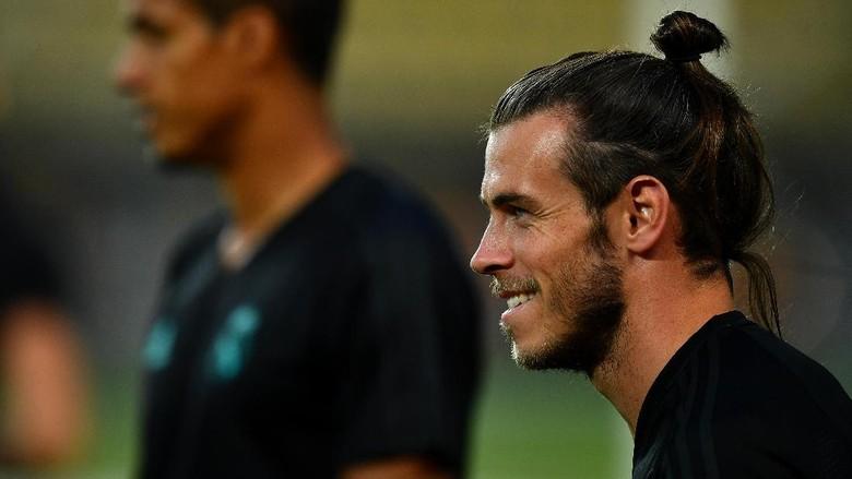 Kata Bale soal Spekulasi Masa Depannya di Madrid