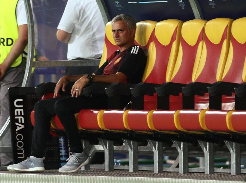 Mourinho Sebut Gol Casemiro Offside