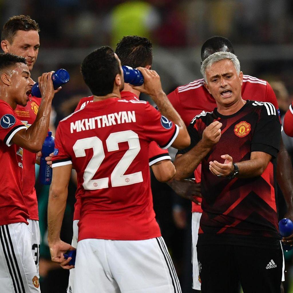 Mourinho: MU Butuh Dua Tahun Lagi untuk Kembali ke Jajaran Tim Top Eropa