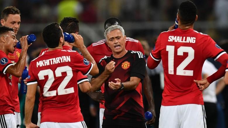 Sudah Makin Klop dengan Mourinho, MU Pede Finis Lebih Oke
