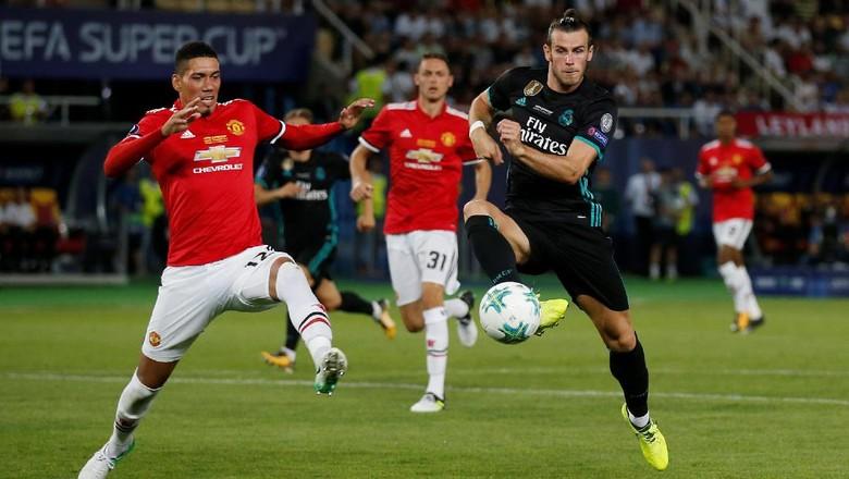Soal Keinginan MU Kejar Bale, Mourinho: Game Over