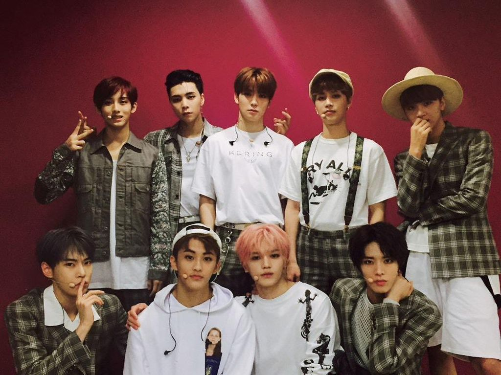 Tampil Perdana di Jakarta Lewat Spotify On Stage, NCT 127: So Excited!