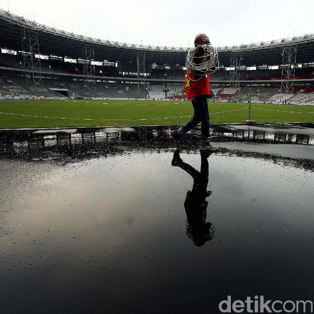 Jokowi Setujui Usulan Indonesia Jadi Tuan Rumah Piala Dunia 2034