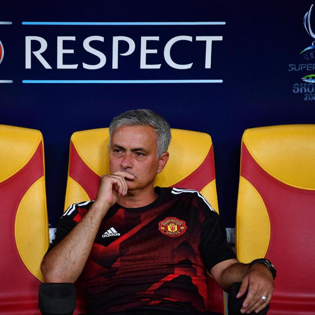 Mourinho Belum Bisa Taklukkan Madrid di Laga Kompetitif