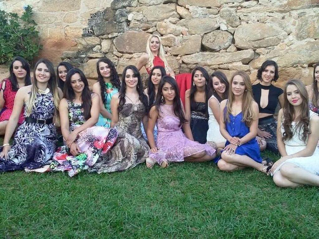 Foto: Desa di Brasil Isinya Cuma Wanita dan Cantik Semua