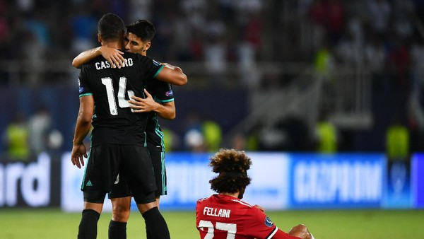 Penampilan Hampir Sempurna dari Madrid