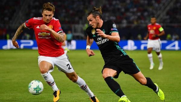 Bale: Madrid Tampil Mengontrol dan Sudah Sepantasnya Menang