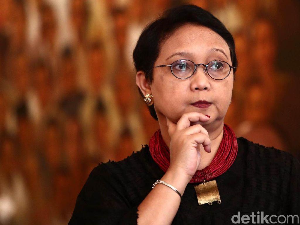 Menlu Retno: Palestina Ada di Jantung Politik Luar Negeri Indonesia