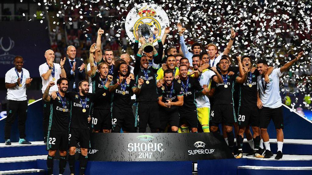 Real Madrid, Sang Adiraja Eropa