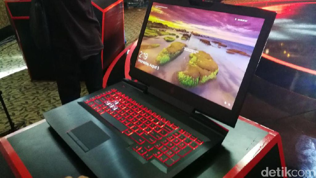 Si Omen, Jagoan PC Gaming Baru HP