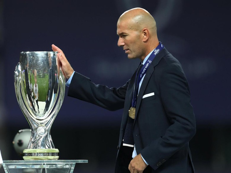 Pochettino: Zidane Memang Terbaik