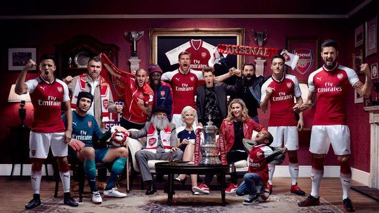 Jersey Anyar untuk Musim Baru di Premier League
