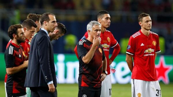 Piala Super Eropa yang Tak Penting untuk Setan Merah