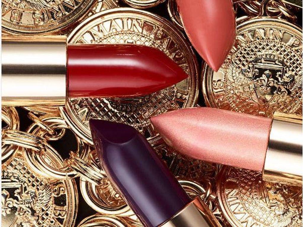 Lipstik Harga Terjangkau Balmain Rilis September 2017