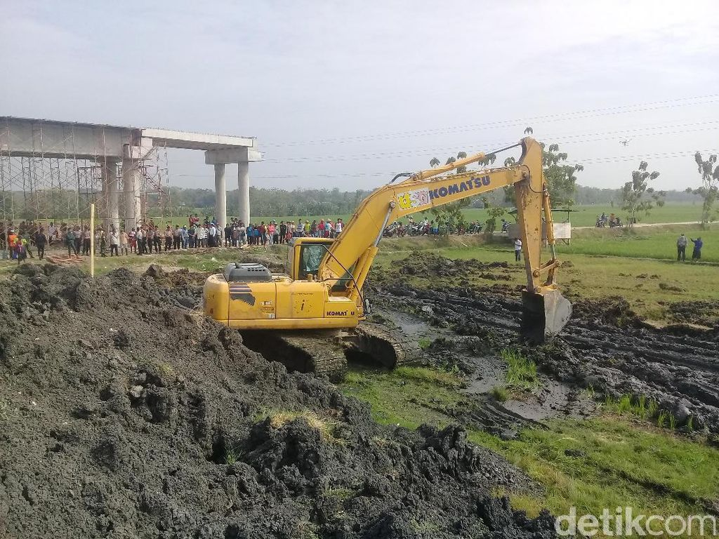 Proyek Tol Yogya-Solo Bakal Terjang 9 Desa di Boyolali