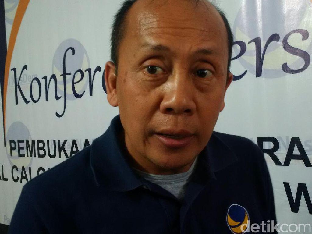 NasDem Tak Setuju DPR-Keluarga Tes Corona: Tim Medis-Warga Lebih Penting