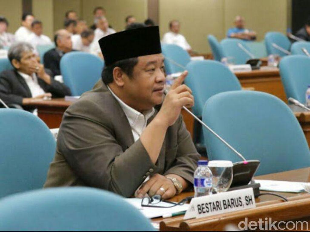 NasDem: Diskresi PKL di Trotoar Tidak Tepat, Jangan Merusak