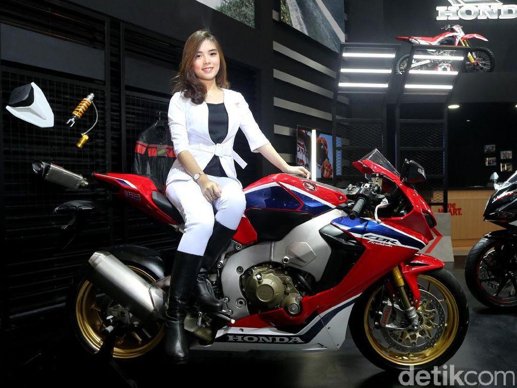 Mengintip Spek Motor Gede Honda Seharga Setengah Miliar Lebih