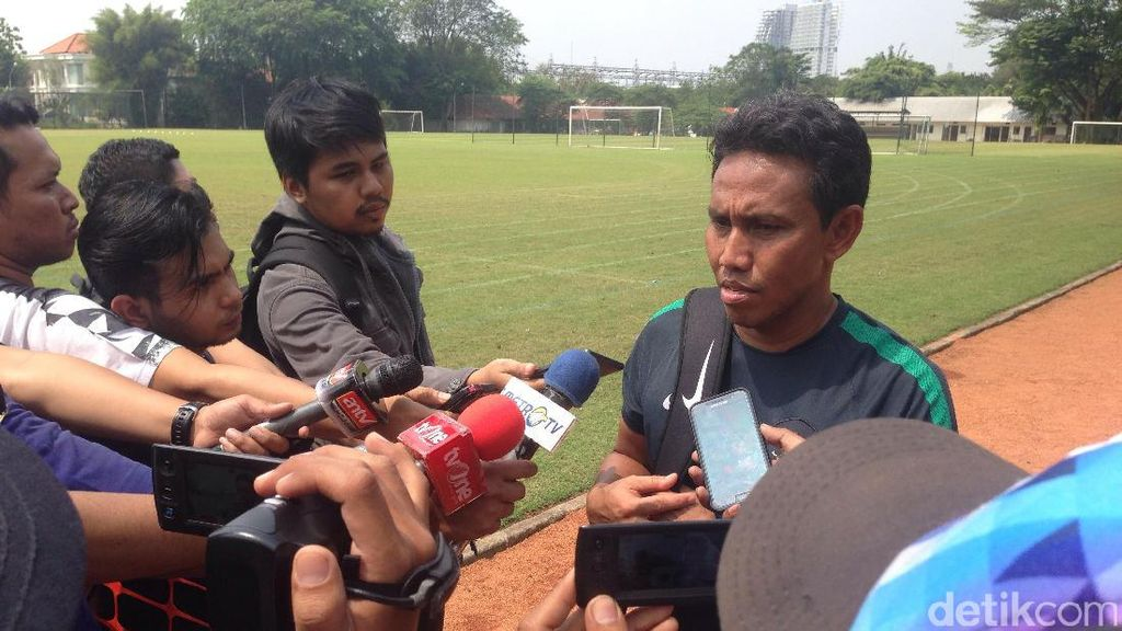 Timnas U-19 Sementara Dilatih Bima Sakti, Cristian Gonzales Asistennya