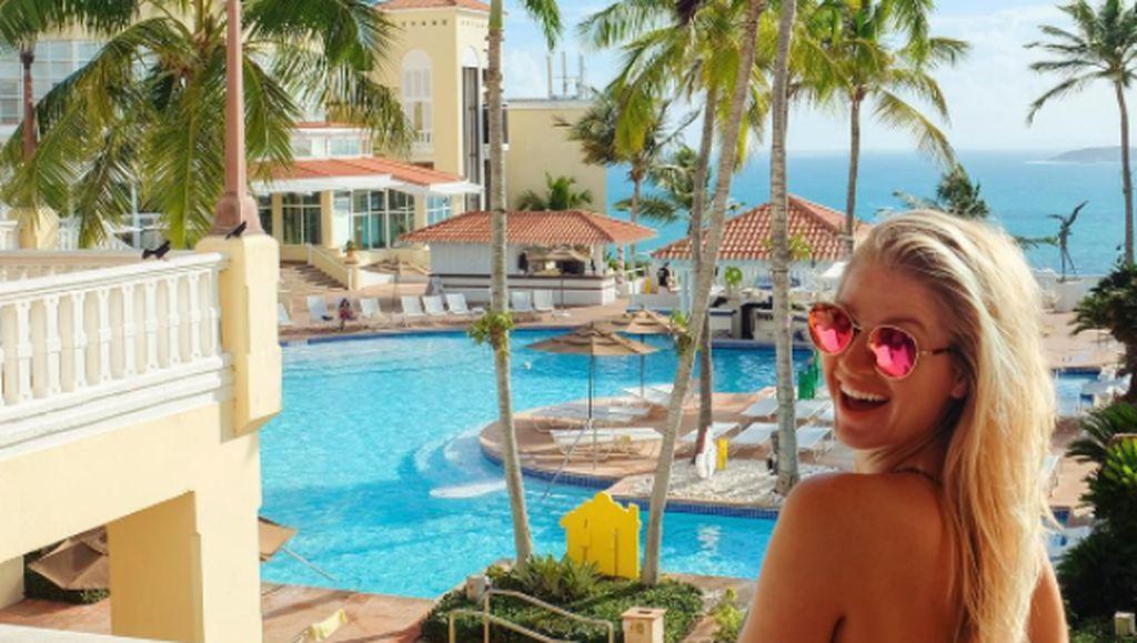 Bikin Iri, Blogger Cantik Ini Bisa Keliling Dunia Gratisan