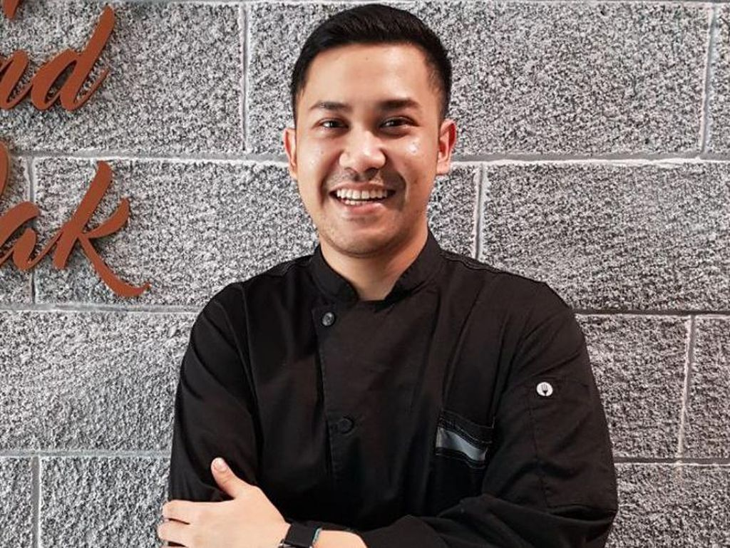 Preview Tren Makanan 2017 Bareng Chef Odie Djamil