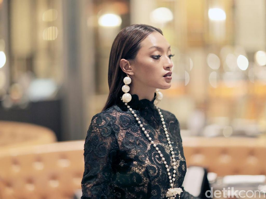 Cita-cita Asmara Abigail Soal Karier di Panggung Layar Perak Tanah Air