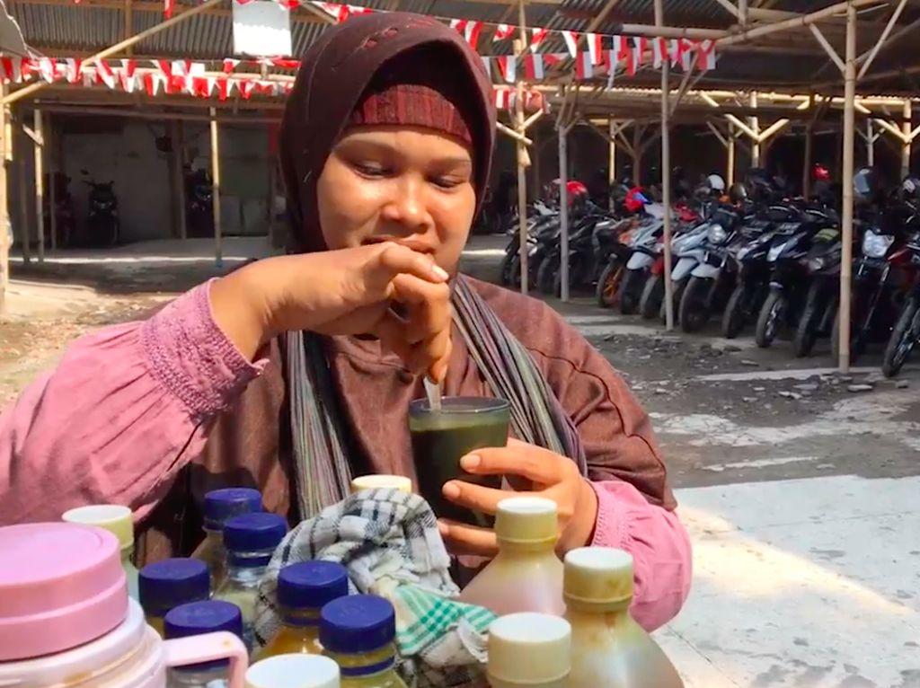 Cerita Tukang Jamu Kebanjiran Pembeli Sejak Wabah Corona