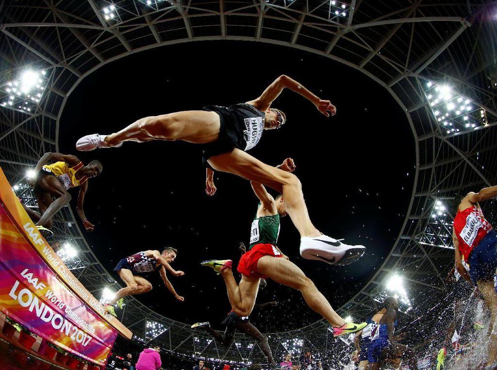 Imbas Virus Corona Kejuaraan Dunia Atletik Indoor Ditunda