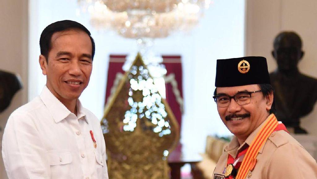 Klarifikasi soal HTI ke Presiden Jokowi, Adhyaksa: Sudah Clear