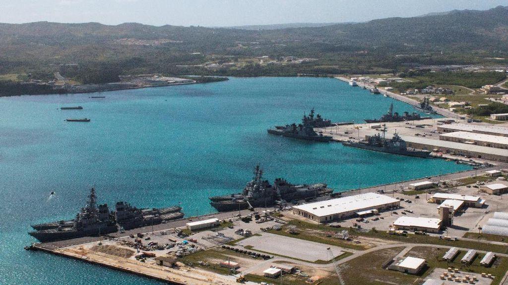 Dihantui Ancaman Rudal Korut, Warga Guam Tetap Tenang