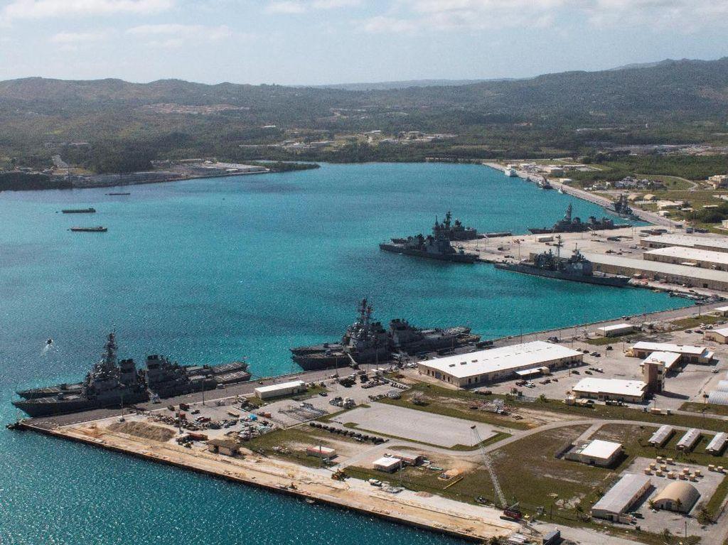 Diancam Korut, Gubernur Guam: Kita Siap Untuk Segala Kemungkinan