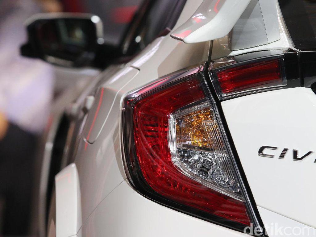 Honda Siapkan Civic Type R Berbasis Hybrid