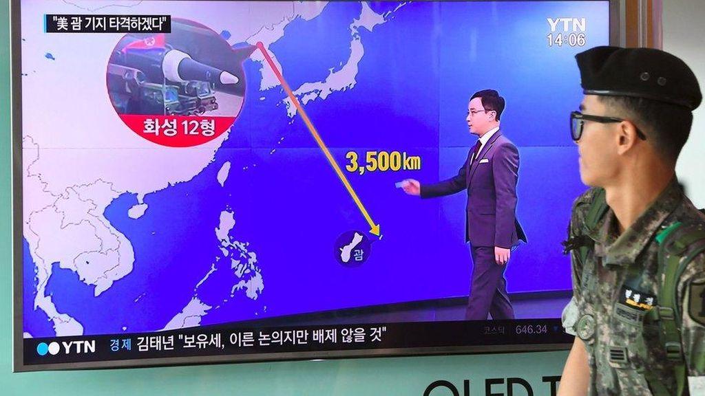 Korea Utara Akan Merudal Guam Dalam Hitungan Hari