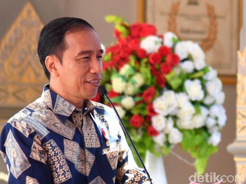 Jokowi Buka Pameran Properti di Senayan