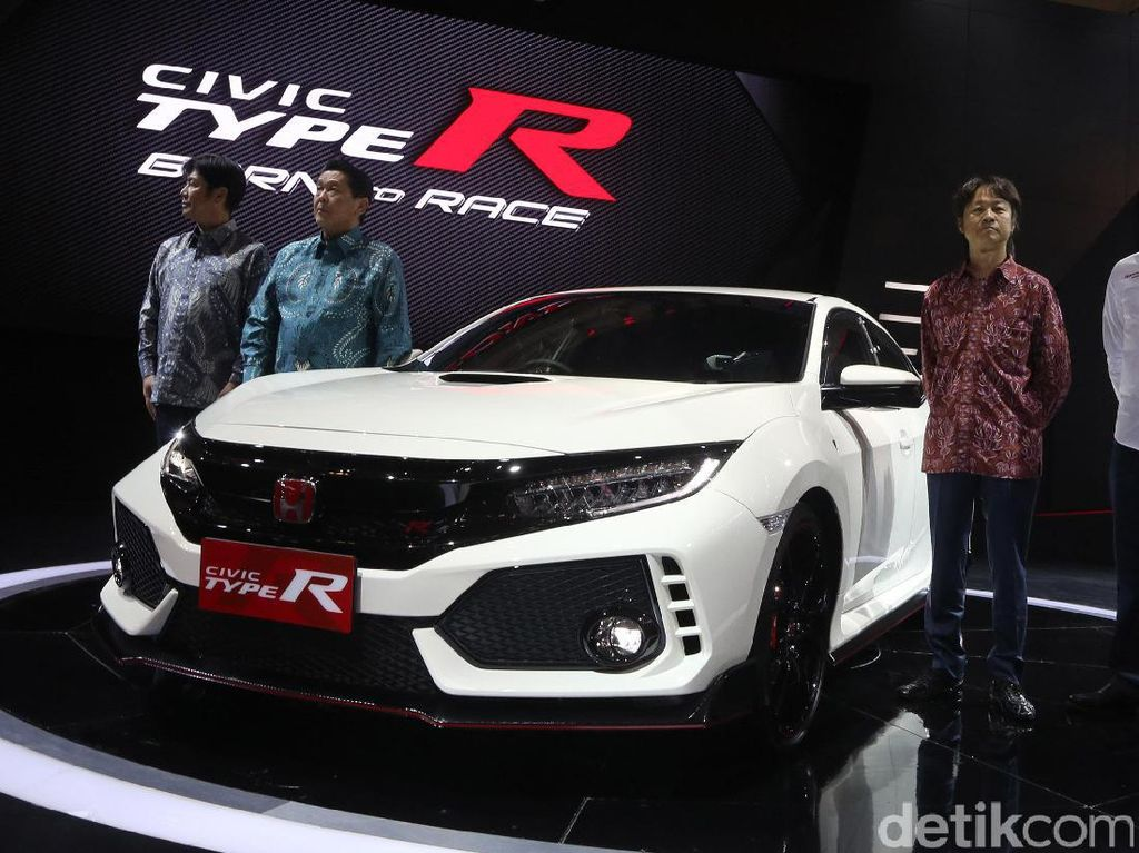 Honda Civic Type R Sisa 3 Unit di Indonesia