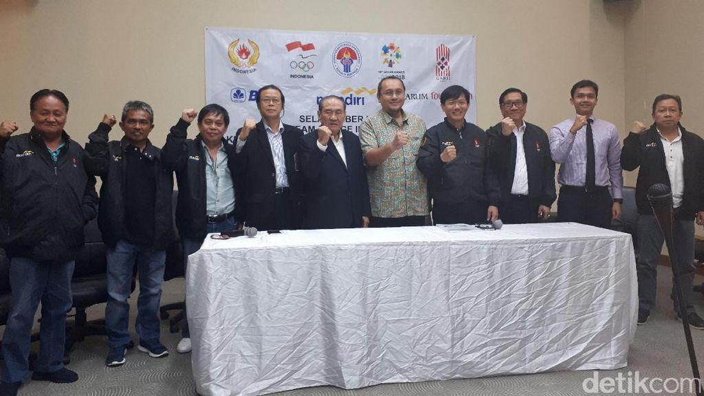 Nanti Malam Tim Indonesia Berangkat ke Kejuaraan Bridge di Prancis