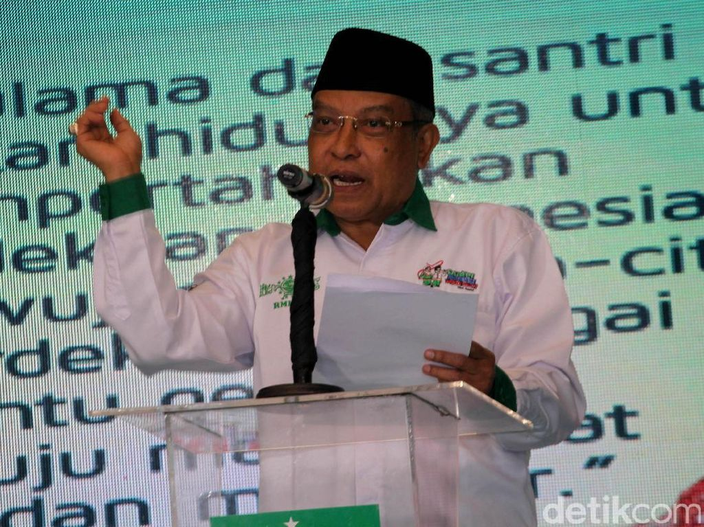 Dipanggil Jokowi, Ketum PBNU Diajak Bahas Krisis Rohingya