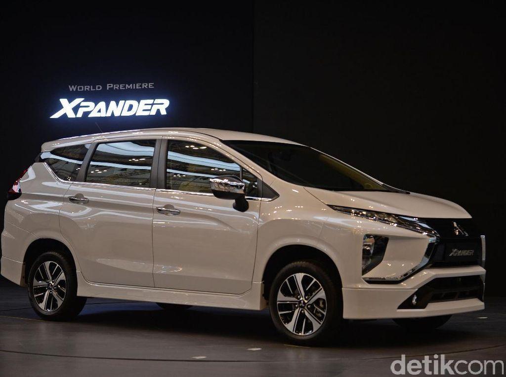 Recall Mitsubishi Xpander, Perbaikan Bisa Dilakukan di Rumah