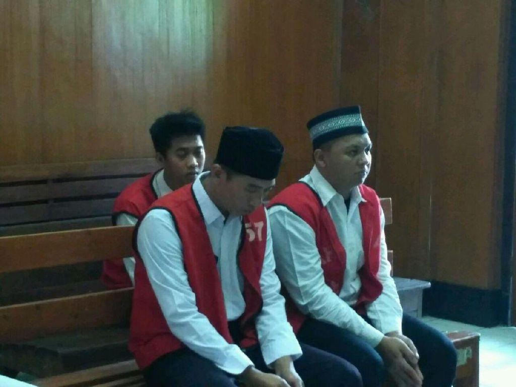Security Perekam ABG Mesum di Lottemart Divonis 1,5 Tahun Penjara