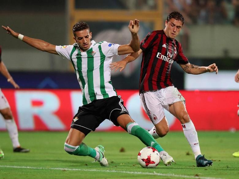 Milan Dikalahkan Real Betis