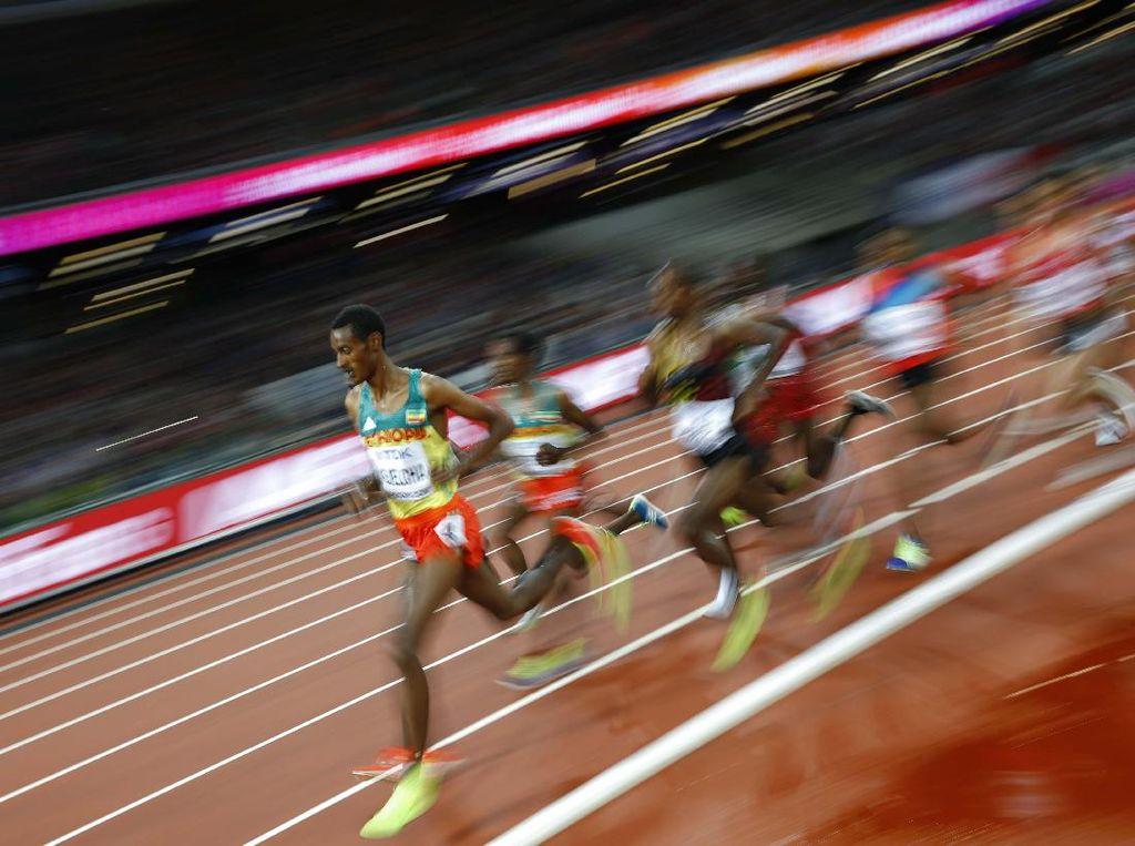 Kejuaraan Asia Atletik di Hangzhou Batal, Bagaimana Kejuaraan Dunia di Nanjing?