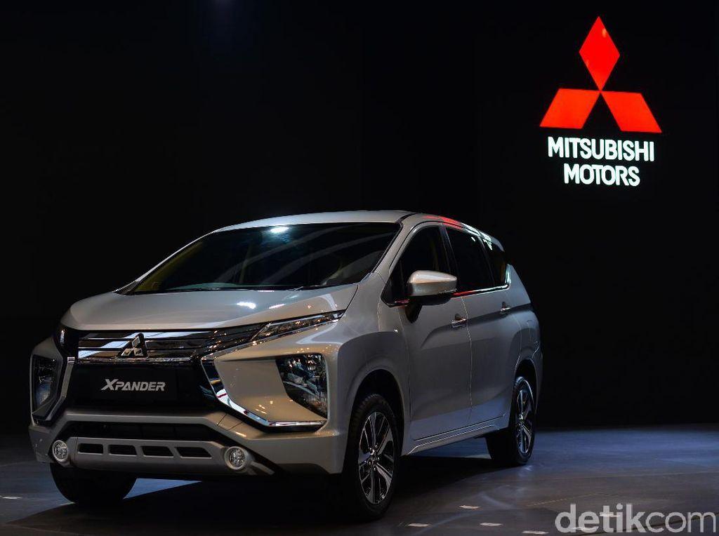 Membludak, Mitsubishi Xpander Catat Pemesanan 23.000 Unit