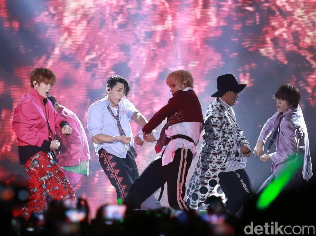 Gaya Kocak NCT 127 Ikut Viralkan Masuk Pak Eko