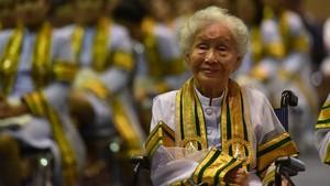 Nenek 91 Tahun Raih Gelar Sarjana di Thailand