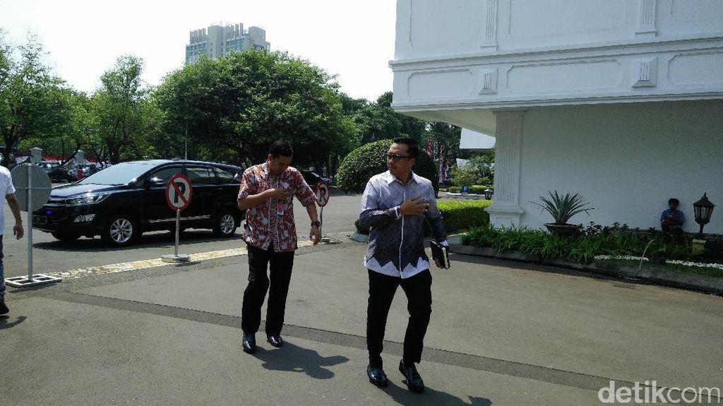 Adhyaksa Menghadap, Jokowi Langsung Panggil Menpora Imam Nahrawi