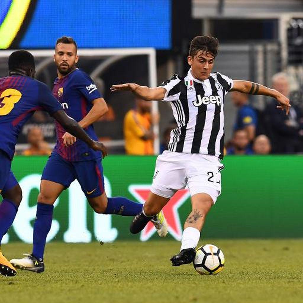 Nomor 10 Juventus untuk Dybala