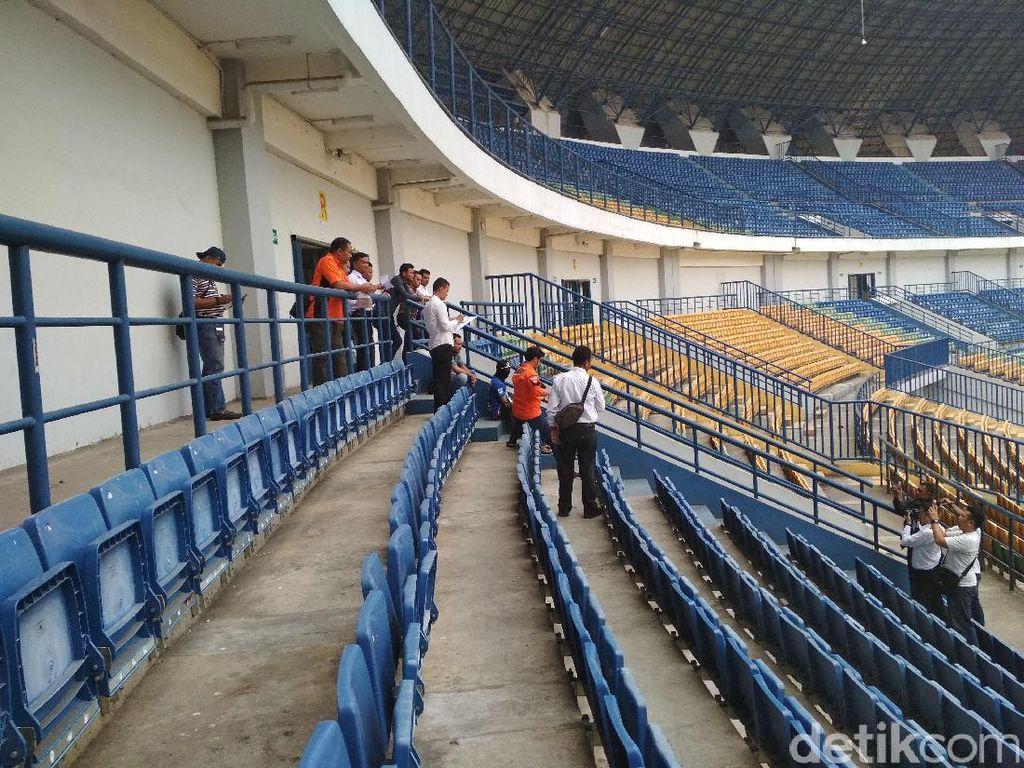 Polisi Merekonstruksi Pengeroyokan Ricko Andrean di Stadion GBLA