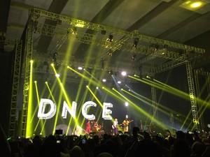 Klimaks! DNCE Goyang Spotify On Stage